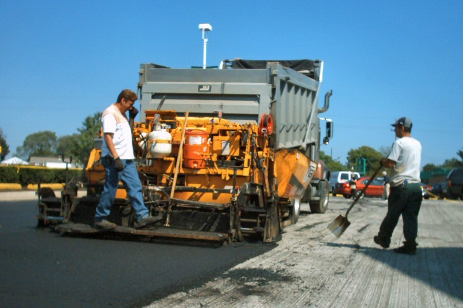 asphalt paving miami